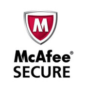 Healthymale is protected with McAfee